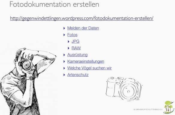 screen-Fotodokumentation