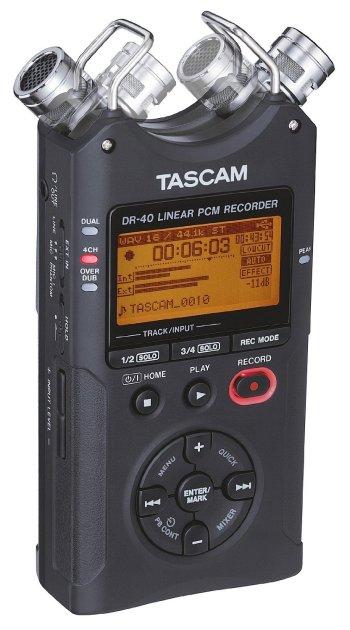 TASCAM-DR-40