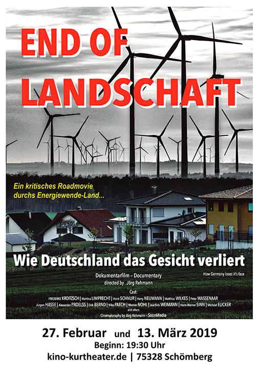End-Of-Landschaft